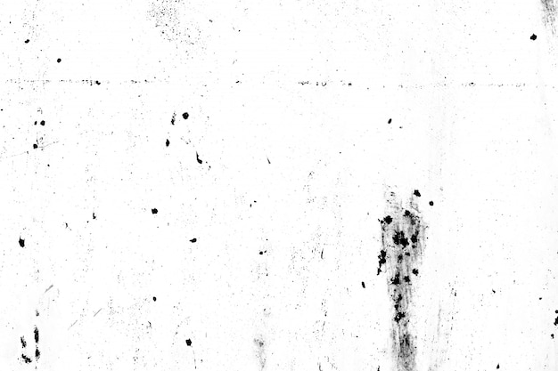 Grunge metal and dust scratch black and white texture