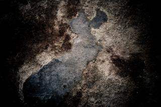 Grunge muddy texture