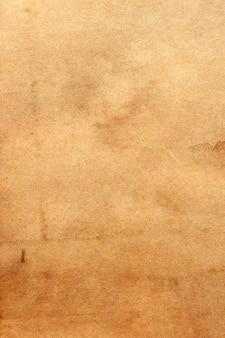 Текстура старой бумаги grunge для поверхности.