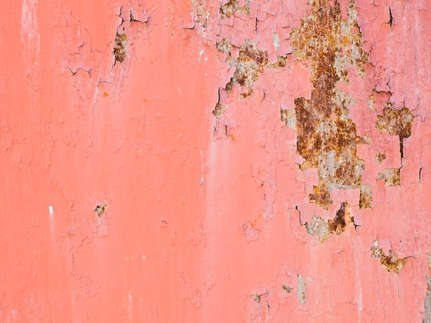 Grunge and peeled paint textured background