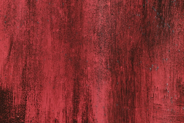 Grunge red iron texture background, metal background with scratches