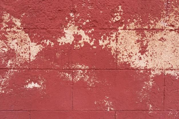 Гранж красная текстура кирпичной стены