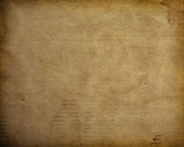 グランジスタイルの紙のテクスチャ背景