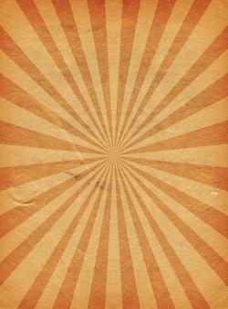 Grunge style starburst background