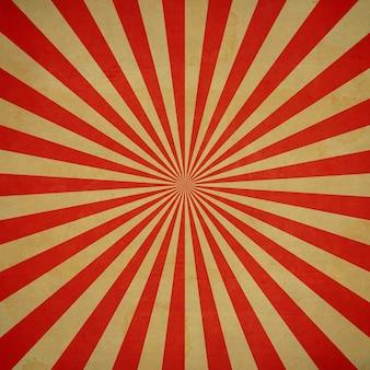 Grunge sunburst vintage background and texture