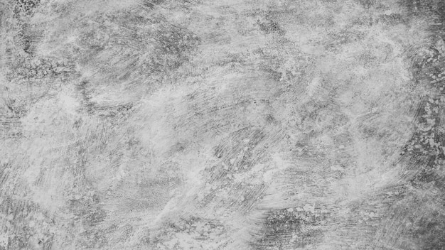 Grunge texture, black and white color loft style.