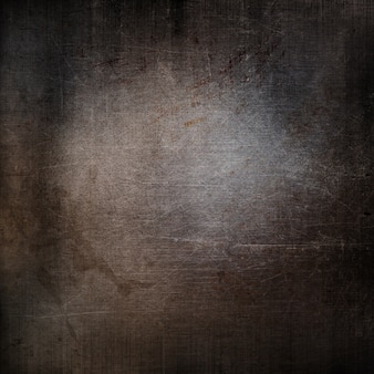 Grunge texture of a metal surface