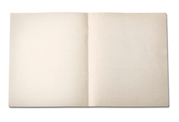 グランジ風化ノート用紙