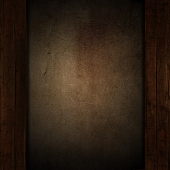 Grunge e sfondo di legno stagionato