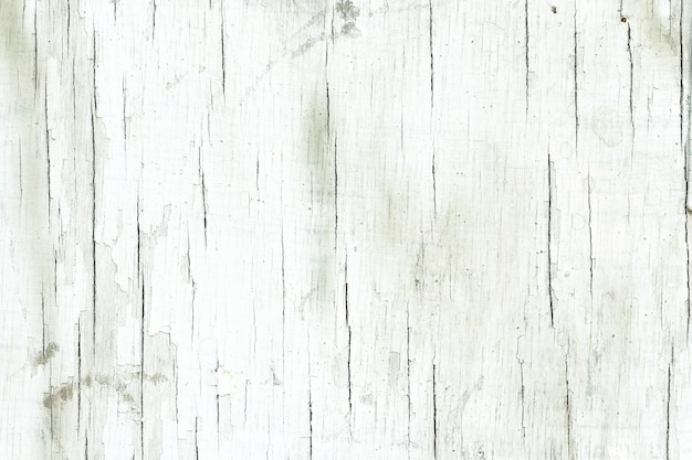 Grunge white vintage wood, can be used for background.