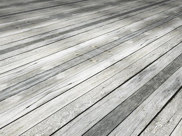 Grunge wooden floorboards texture background