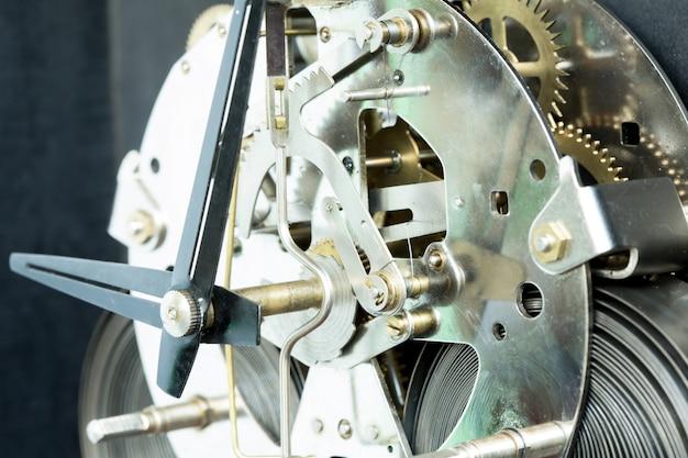 Grunge старые старинные часы