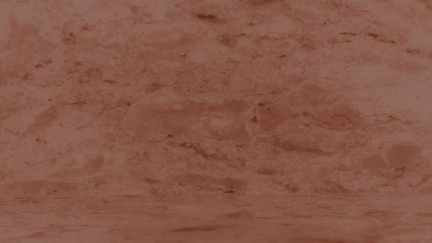 Sfondo marrone sgangherato di cemento naturale o vecchia struttura in pietra come un muro concet...