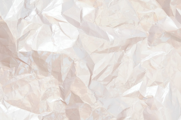 Grungy crumpled textured paper background.  wrapping paper.