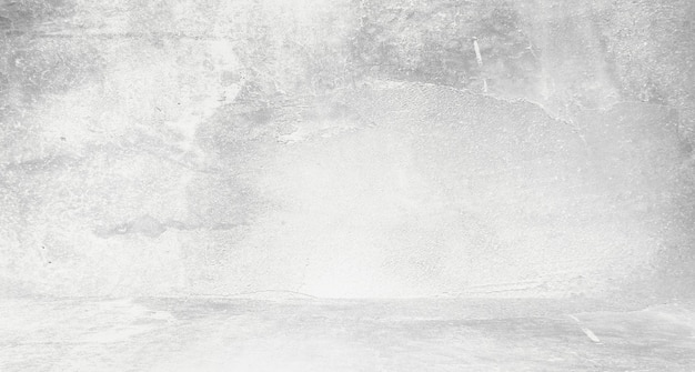 Sfondo bianco sgangherato di cemento naturale o pietra vecchia struttura come un muro concet...
