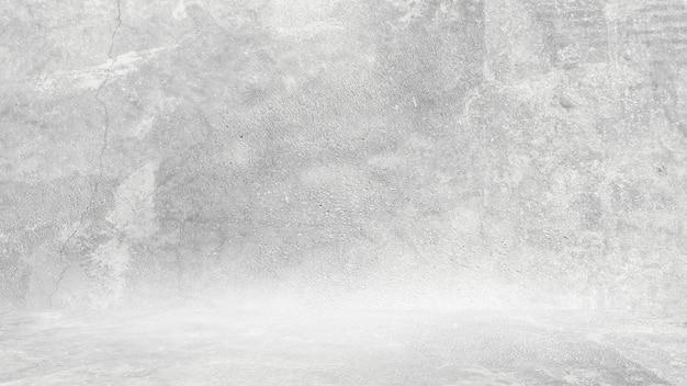 Sfondo bianco sgangherato di cemento naturale o vecchia struttura in pietra come un muro modello retrò. banner da parete concettuale, grunge, materiale o costruzione.