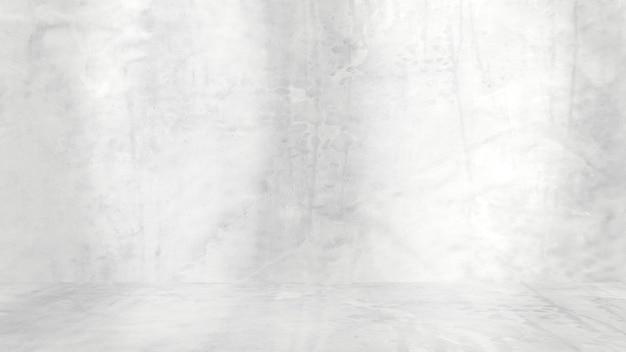 灰白的天然水泥或石头旧纹理背景,用作复古墙、灰泥、材料或建筑。