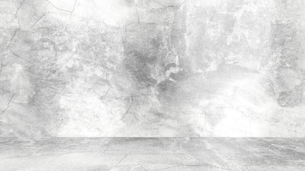 レトロな壁としての天然セメントまたは石の古いテクスチャの汚れた白い背景。 、グランジ、素材、または建設。