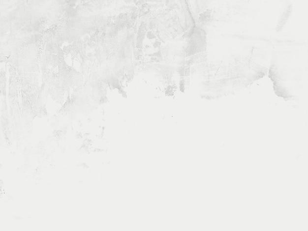 천연 시멘트의 지저분한 흰색 배경