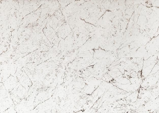 汚れた白い大理石のスレートの背景
