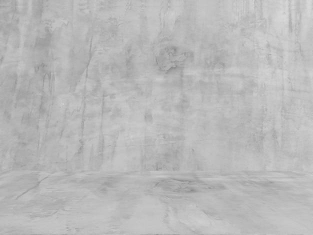 自然なセメントや石の古いテクスチャの汚れた白い壁。概念的な壁バナー、グランジ、材料、または建設。
