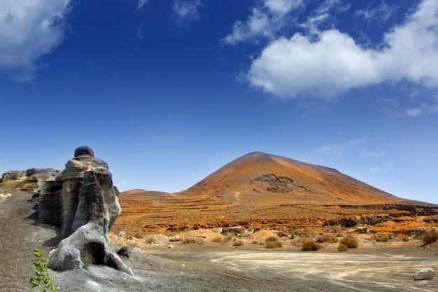 Guatiza teguis stones volcanic lanzarote