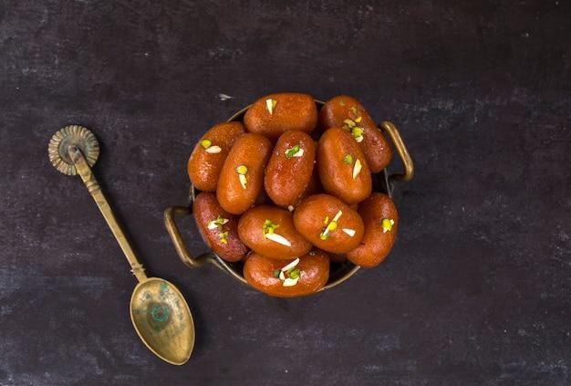 Gulab jamun sweet