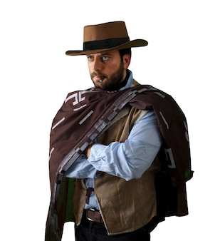 Gunfighter of the wild west