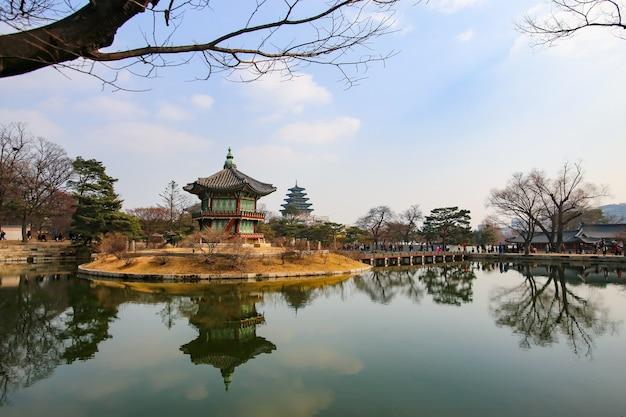 한국 서울 경복궁