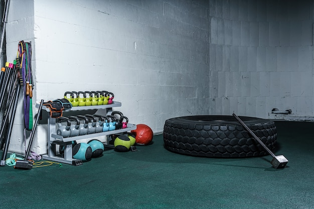 Gym for functional training