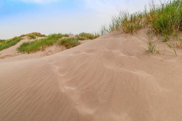 タイのミニ砂漠ローカル名はウボンラーチャターニー・プロヴィンスにhad hongです