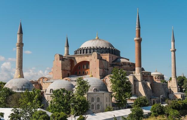 Собор святой софии, древний византийский храм в стамбуле