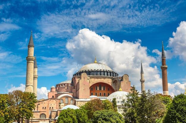 이스탄불, 터키의 아야 소피아