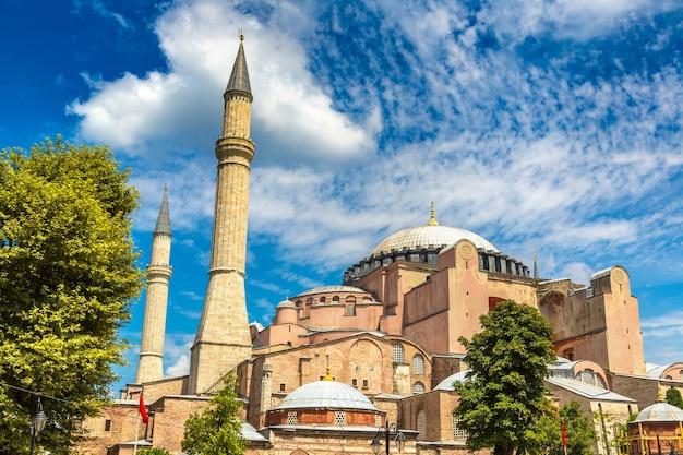 Hagia sophia in istanbul