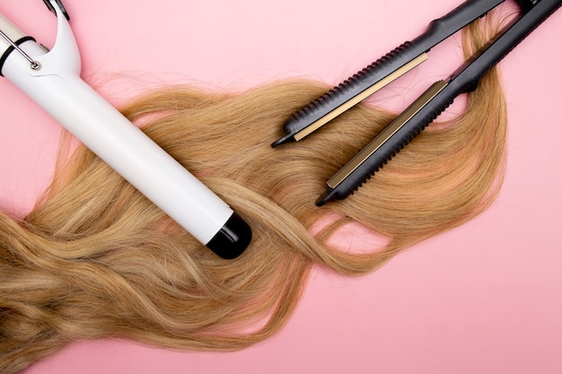Завивка волос укладка и прически для светлых локонов щипцы для завивки объема тонкие волосы инструменты для парикмахера