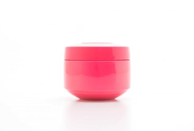 Hair treatment conditioner jar