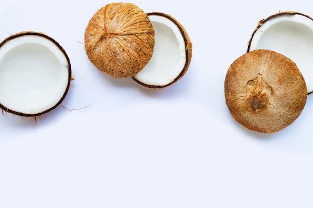 코코넛 반.