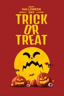Хэллоуин дизайн баннера