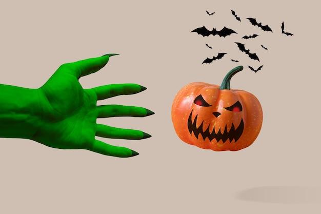 Хэллоуин украшения летучей мыши на белом фоне