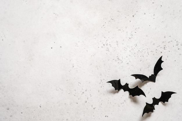 Концепция украшения хэллоуина