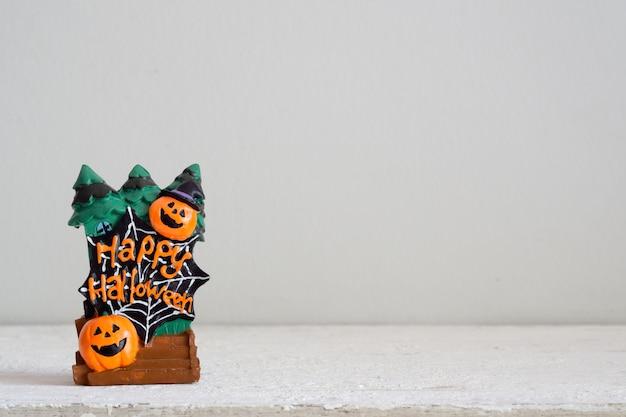 Halloween festival head doll pumpkins  haunted spooky decoration