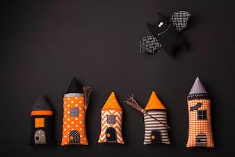 Halloween fluffy toys