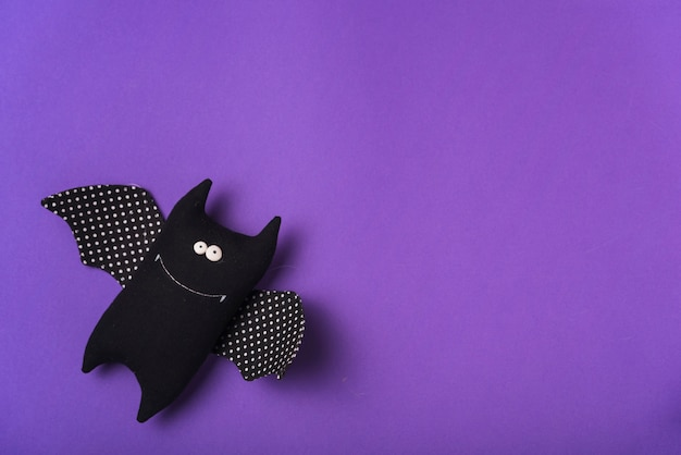 Halloween soft bat