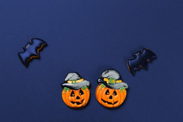 Halloween  with cookies