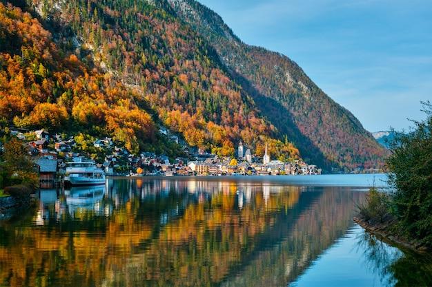 ハルシュタット村オーストリア