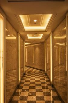 Hallway in modern style