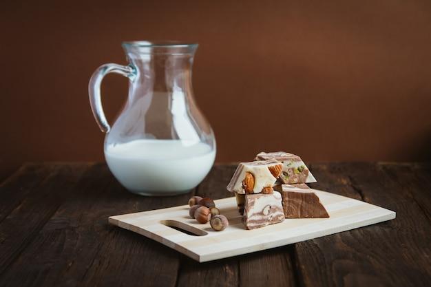 Halvah sweet confections