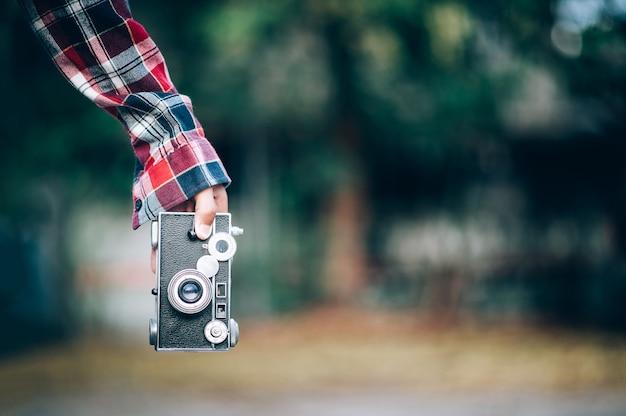 手とカメラと旅行