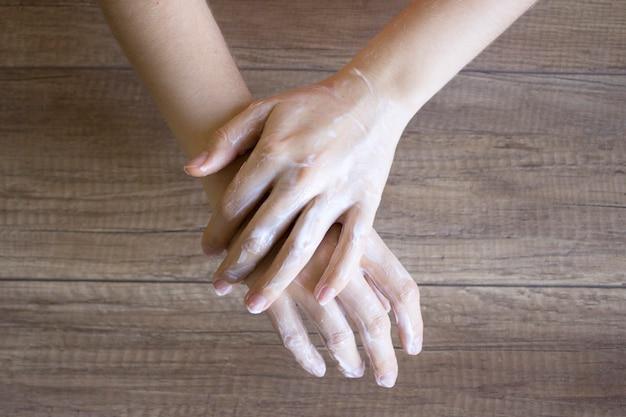Hand care folk hand care