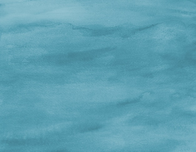 Hand drawn dark blue classic watercolor texture background